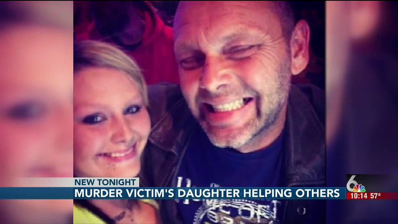 Victim's daughter hopes to help others