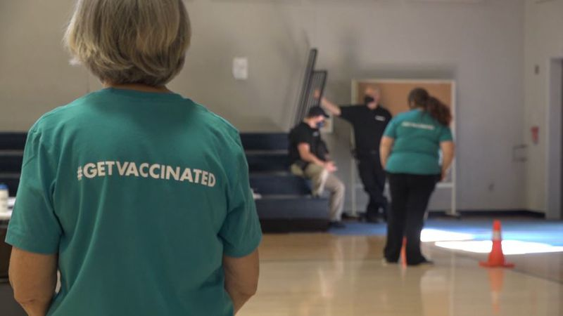 Douglas County's health director talked about vaccinations moving forward in the county.