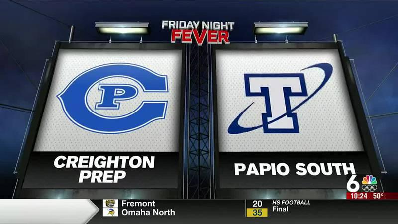 Creighton Prep vs. Papio South