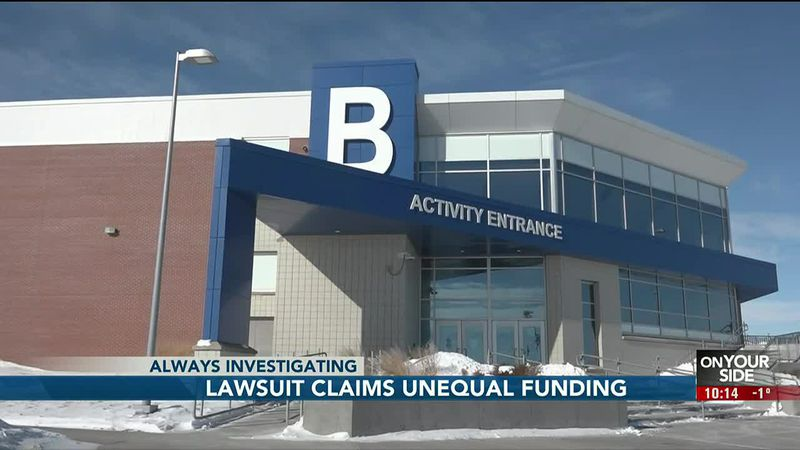 Lawsuit claims unequal funding
