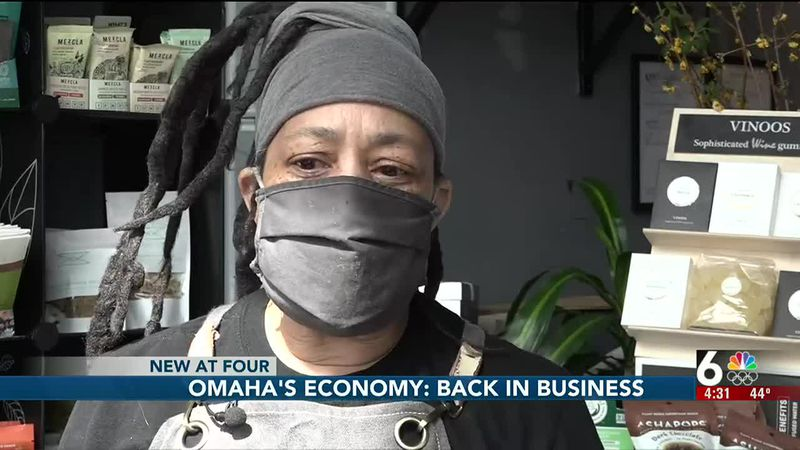 Omaha economy back in business