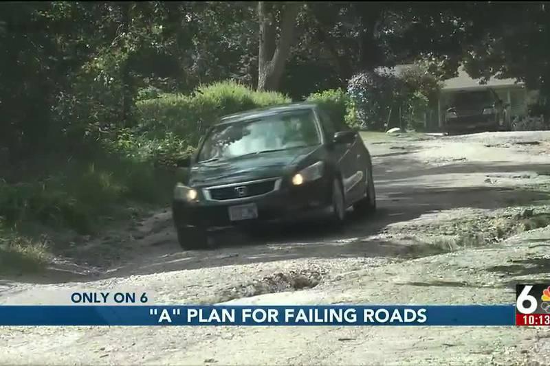 """A"" plan for failing roads"