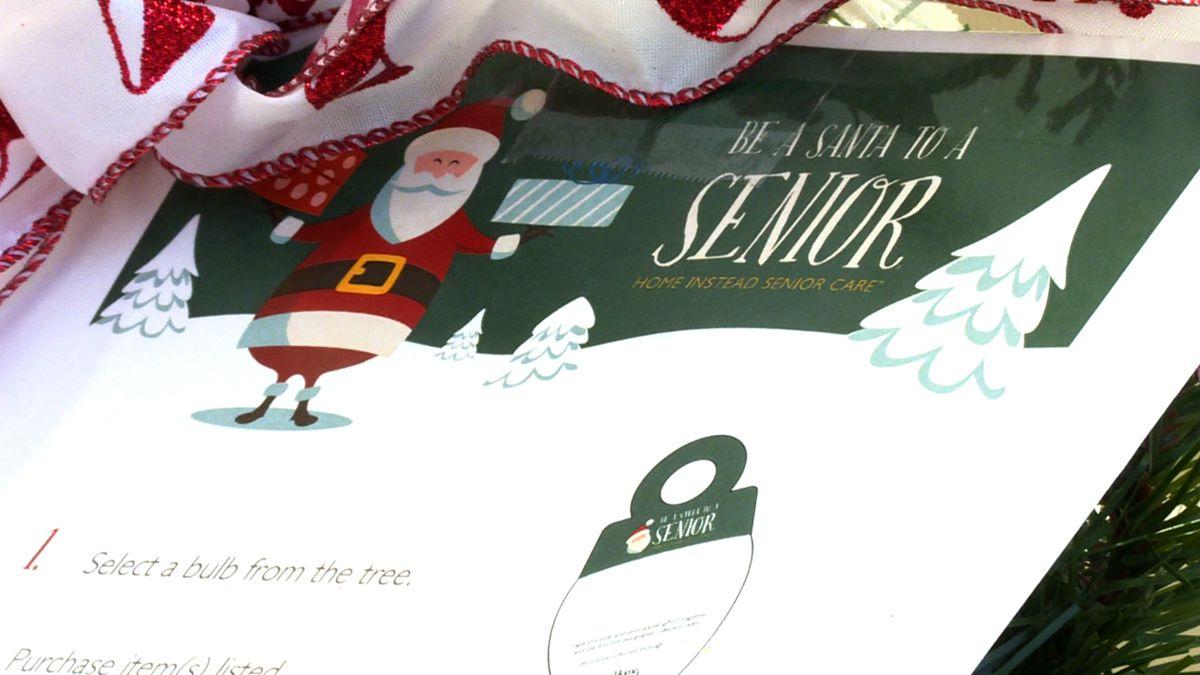 Be a Santa to a Senior program brings holiday joy to metro elders.