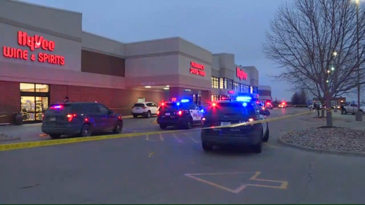 Omaha Police were called to a southwest Omaha Hy-Vee location just after 6:30 p.m. Tuesday...