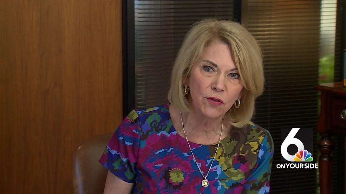 Omaha Mayor Jean Stothert