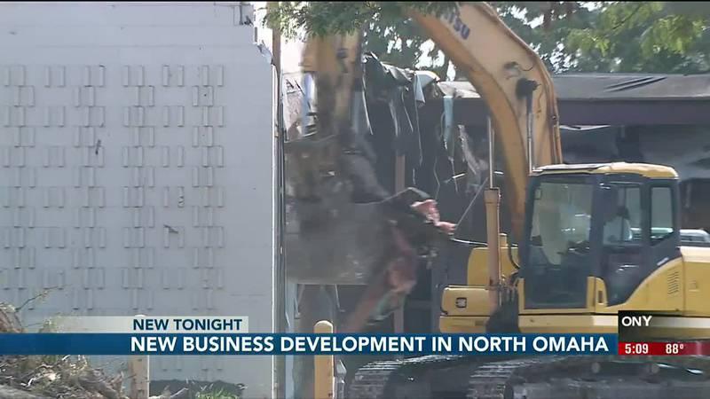 North Omaha development