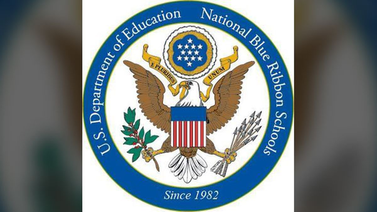 National Blue Ribbon Schools Program logo