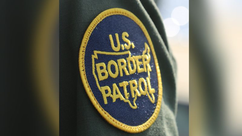 U.S. Customs and Border Protection found a woman near the southern border with Texas that had...