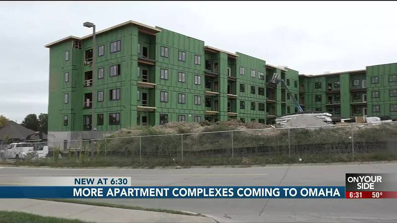 More apartments complexes coming to Omaha