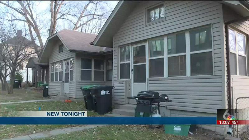 People living in a block in Midtown Omaha received a surprise not long ago: a notice to vacate....