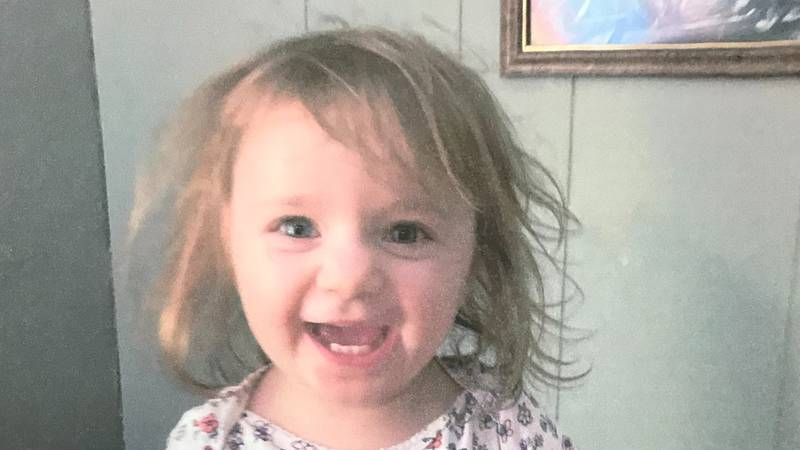 The Burt County Sheriff's office is attempting to locate Jade Nicole Sides, a 20-month-old girl.