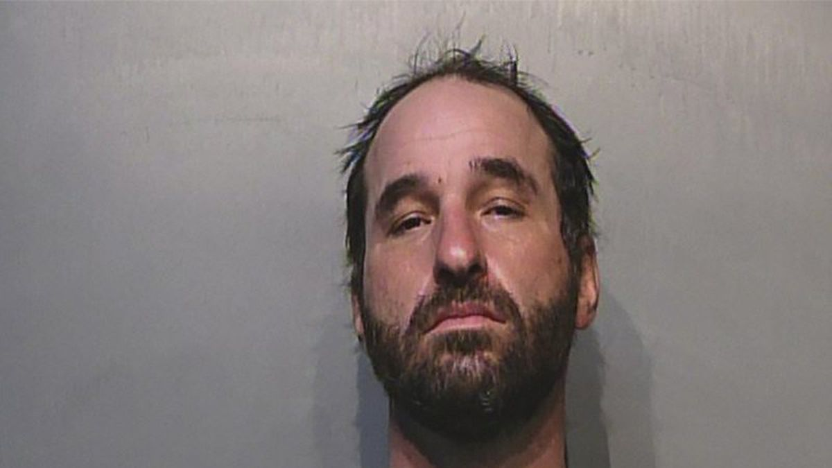 This photo provided by Polk County (Iowa) Jail shows Douglas Jensen. Authorities have arrested...