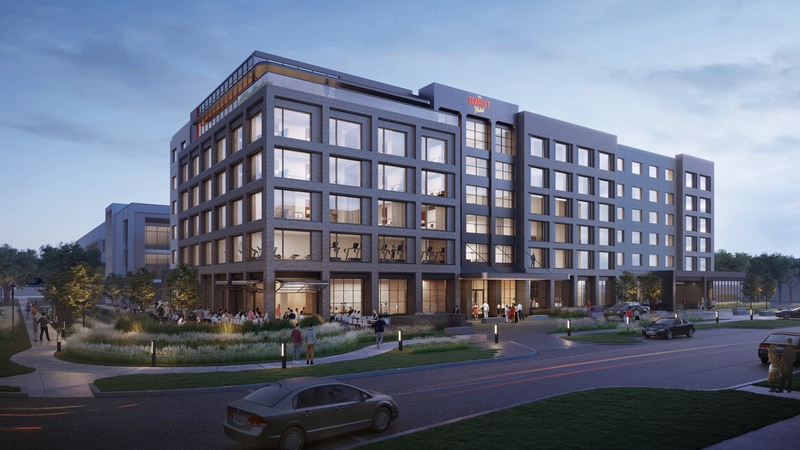 UNL to have first on-campus hotel on Innovation Campus