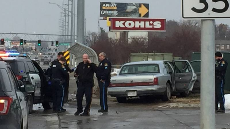 Quick work by the Omaha Police takes a man into custody after a citizen told officers he had a...