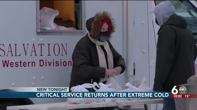 Salvation Army of Omaha offers critical Night Watch program in winter
