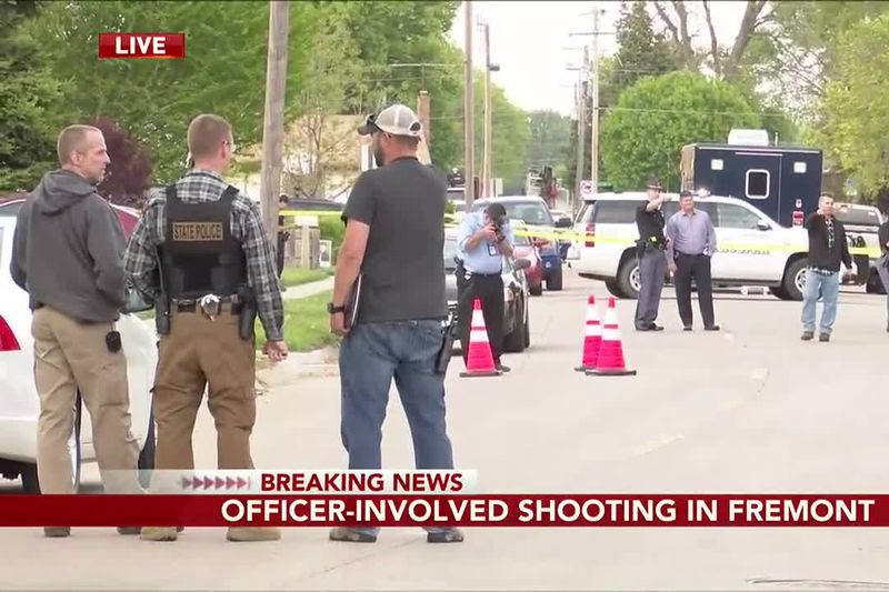 Officer involved shooting in Fremont - 6:30 pm