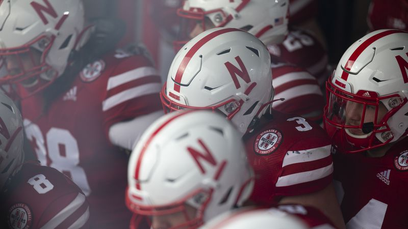 Nebraska Helmets