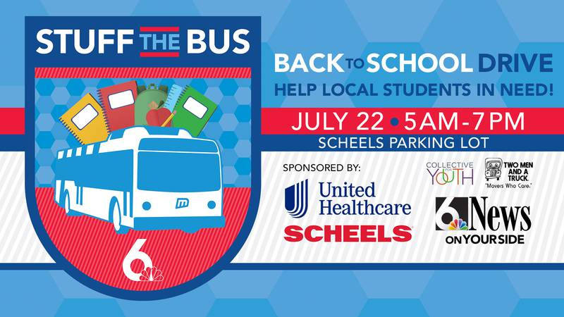 Stuff the Bus backpack 2021
