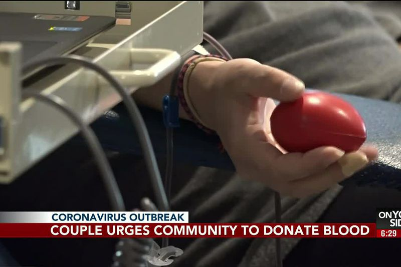 Convalescent plasma is in dangerously low supply as more people head to the hospital with...