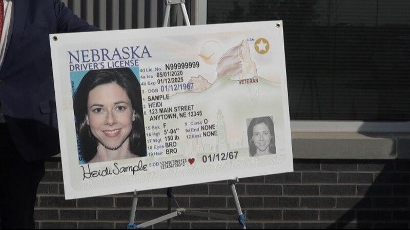 Nebraska DMV unveils new license and state ID design