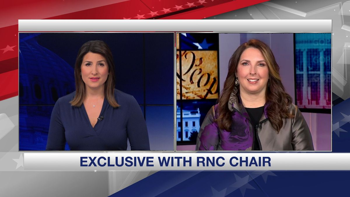 In an exclusive interview, Gray Television Washington Bureau Chief Jacqueline Policastro speaks one-on-one with Ronna McDaniel, chair of the Republican National Committee about their latest plans for the August convention. (Source: Gray DC)
