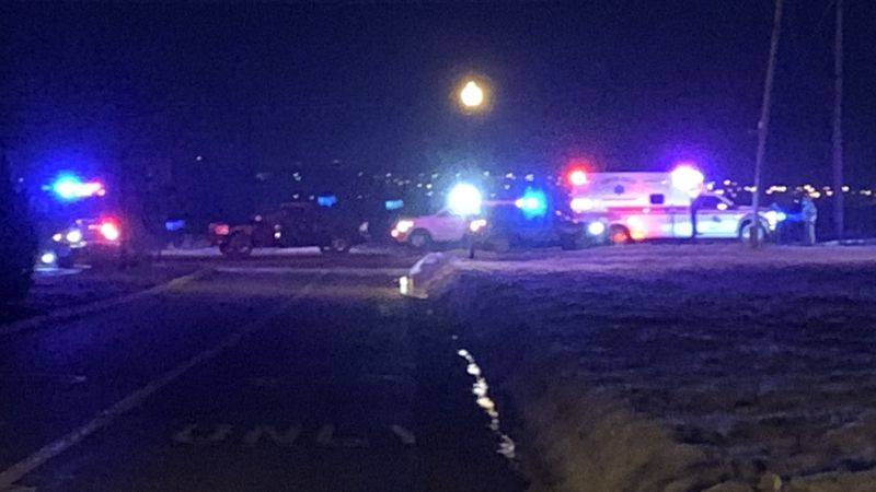 Sarpy County officials say one person is in critical condition after getting hit by a car on...