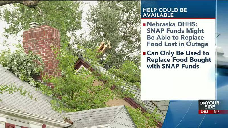 Nebraska DHHS clarifies SNAP fund information - 4 pm