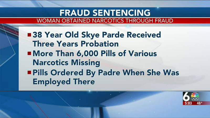 A former nurse in Nebraska City was sentenced in federal court on Oct. 20 for acquiring a...