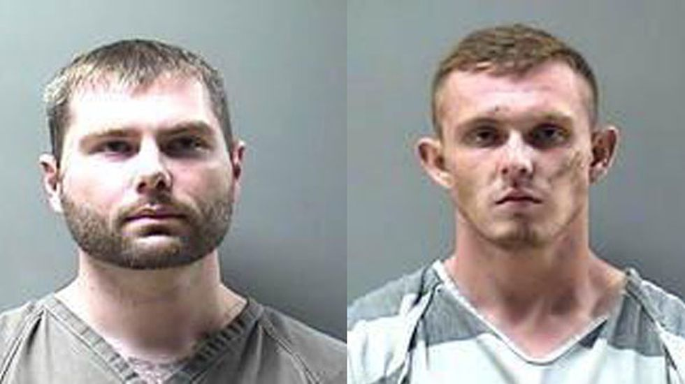 Dalton Cook and Michael Bibby are both charged with several counts of attempted murder of a...