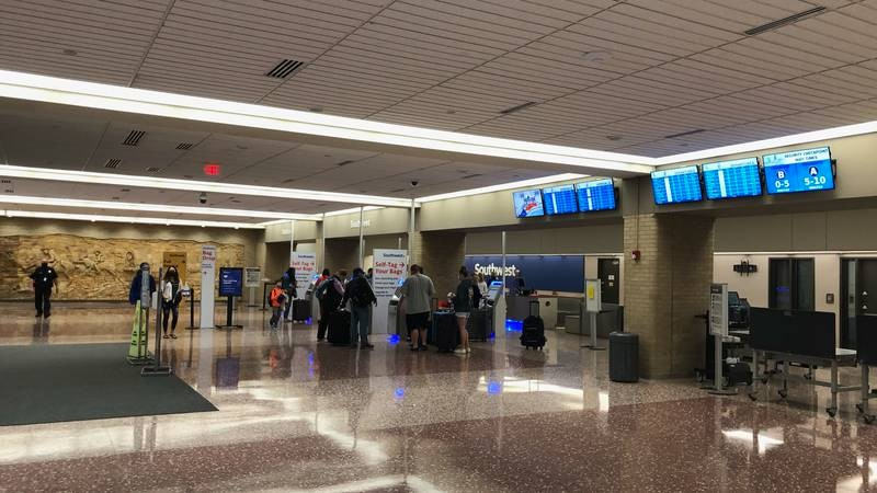 Eppley is expecting big numbers for Memorial Day travel.