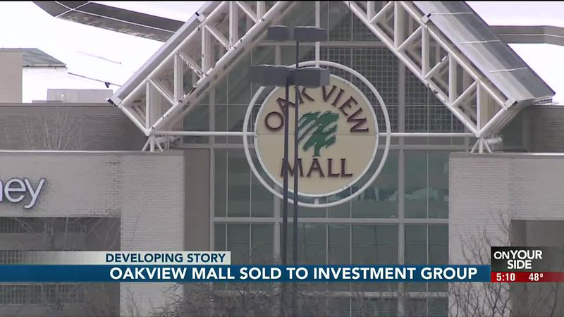 Oak View Mall in southwest Omaha has been sold to an investment group in New York.