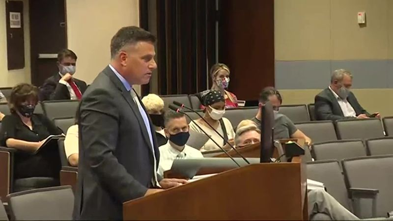 Omaha Police Chief answers City Council questions about OPD budget