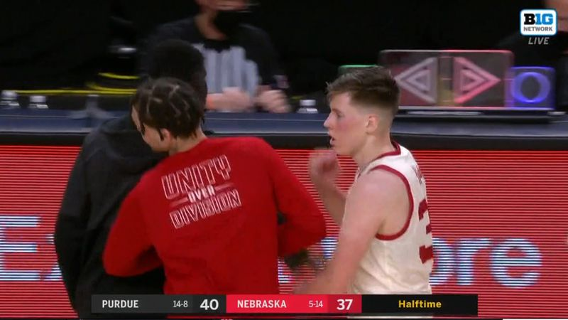 Thorir Thorbjarnarson scored 9 points, had 4 rebounds, and dished 4 assists in Nebraska's loss...