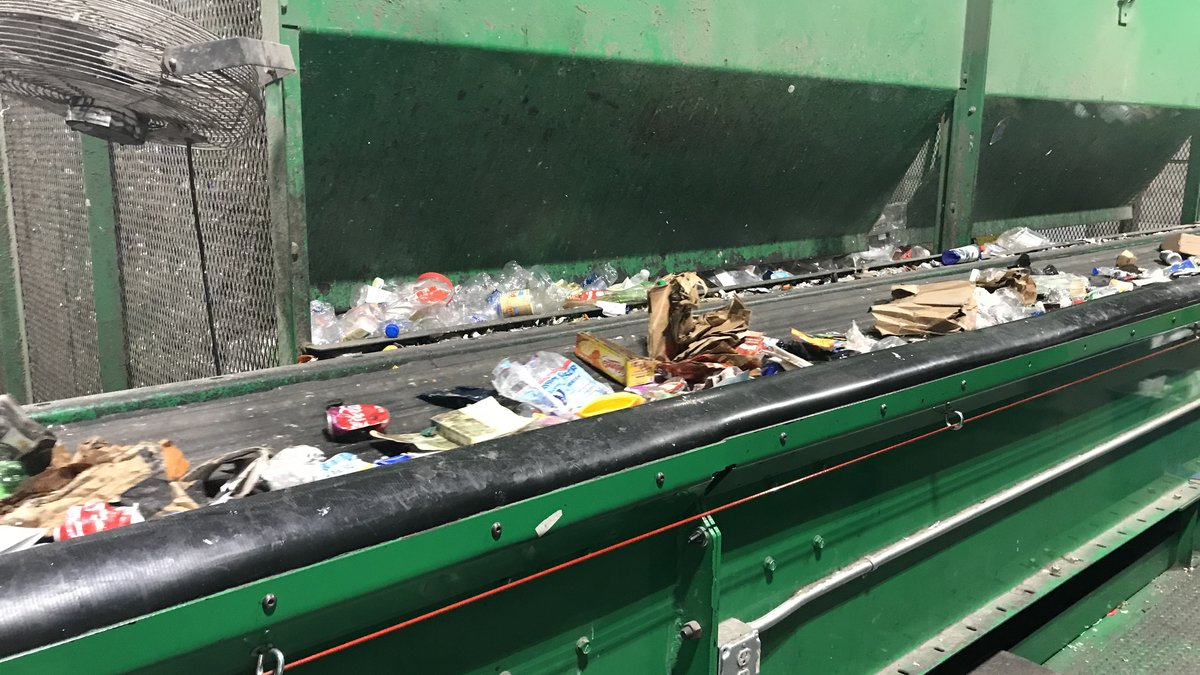 Omaha sees spike in recycling