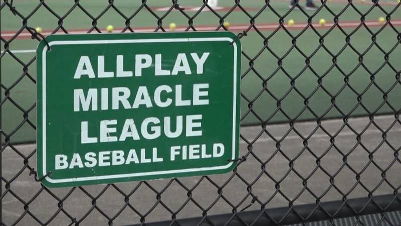 The AllPlay Miracle Leagues' buddy baseball season is back!