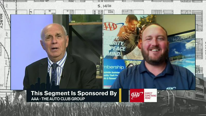 Today Dave Webber talks with Adam Lee, AAA Field Manager for AAA-The Auto Club Group all about...