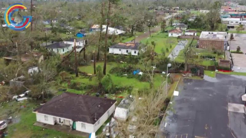Louisiana leaders still looking for hurricane help