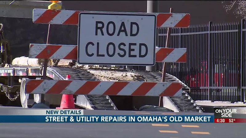 Some construction going on downtown is making traffic for drivers worse -- and while the work...