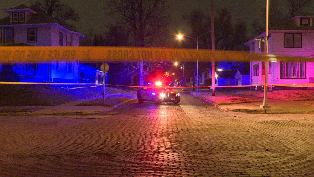Omaha Police are investigating a deadly shooting near 18th and Emmet.