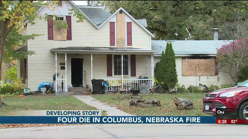 Firefighters in Columbus say they had not had a fatal fire in years -- but all of that changed...