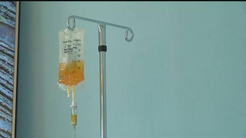 'Recovery Room' brings IV vitamin therapy to the Grand Strand