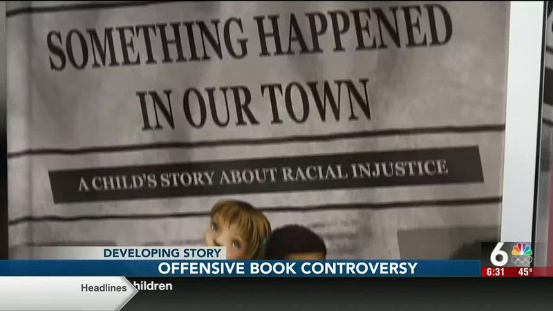 Offensive book controversy - 6 am