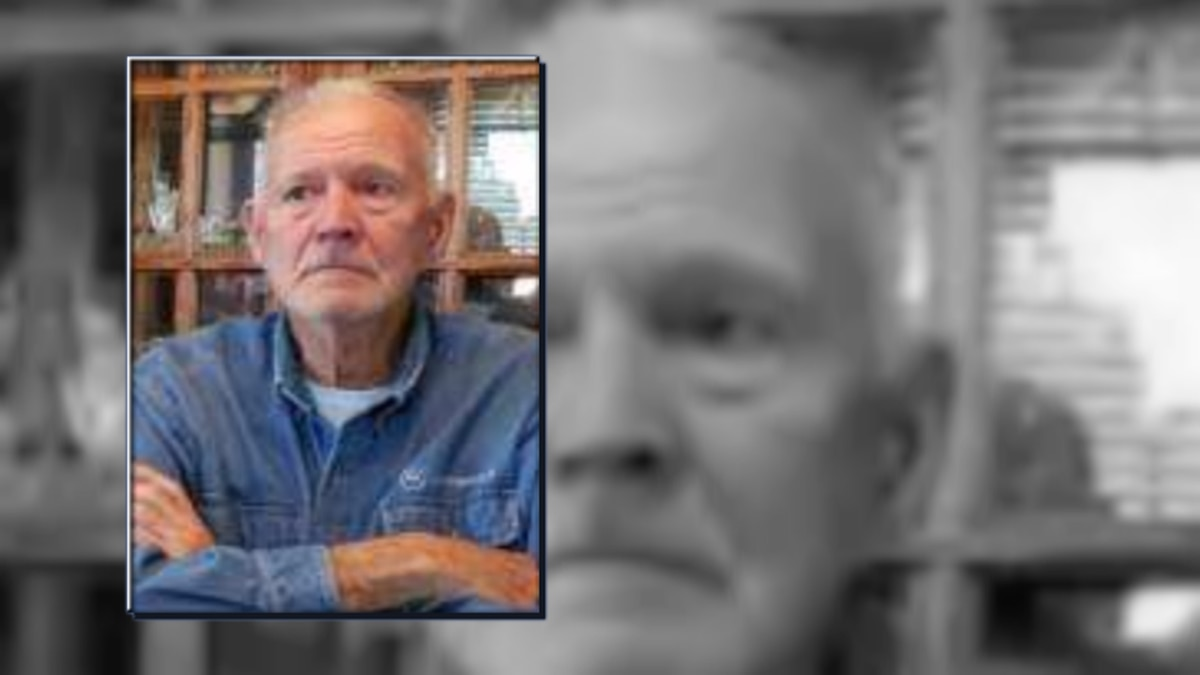 An Endangered Missing Advisory has been issued for Larry Hardenbrook, who was last seen Tuesday night in Beaver City. (Nebraska State Patrol)