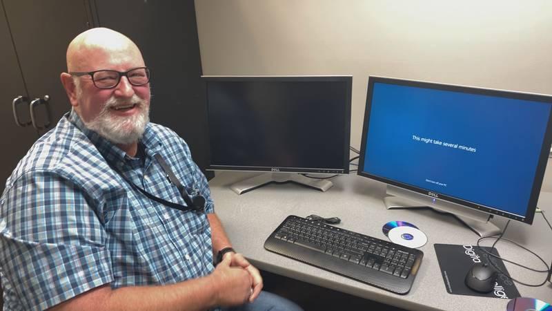 Gary Sparks, MCC's Cybersecurity Program Director