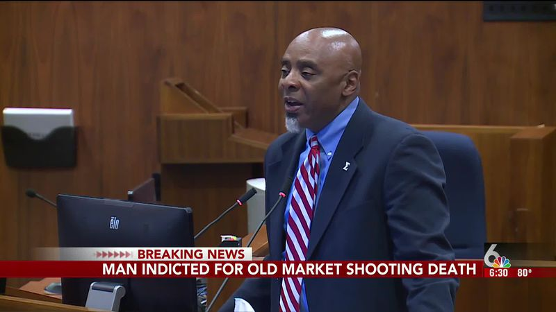 Special Prosecutor Frederick Franklin announces Tuesday, Sept. 15, 2020, that the grand jury...