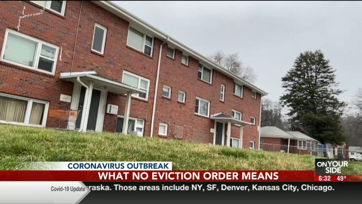 It's protection aimed at helping out renters financially hit by the coronavirus outbreak. Nebraska Gov. Pete Ricketts laid down an executive order instructing landlords not to evict tenants if they have been impacted. (WOWT)