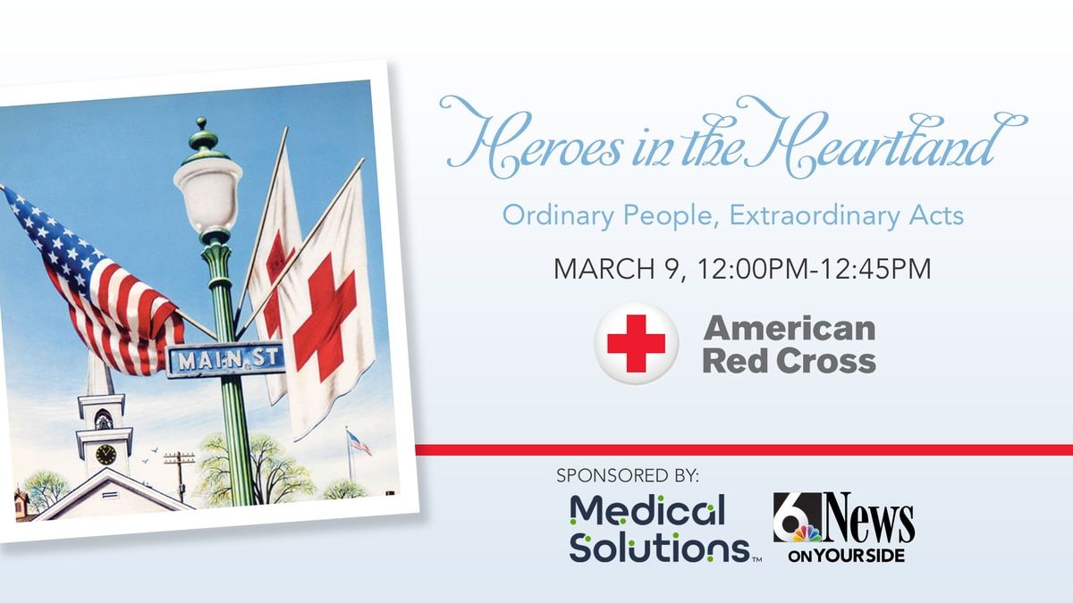 Virtual Heroes in the Heartland Event- Ordinary People, Extraordinary Acts