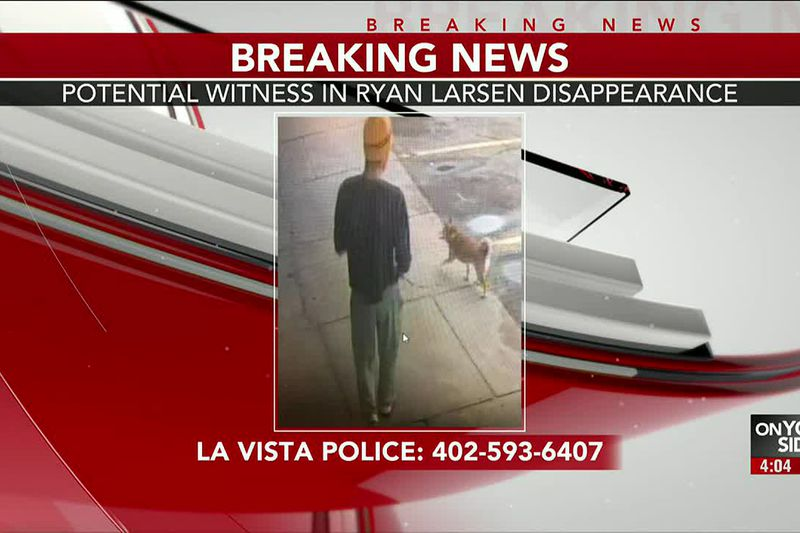 """La Vista Police on Thursday tweeted a photo of a person they're looking for who they say """"may..."""