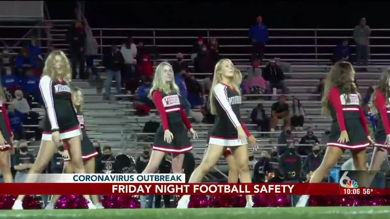 Six News checked out a not- so- typical fall evening for Friday Night football at Westside High...