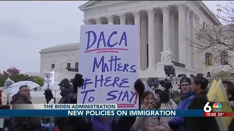 New policies on immigration